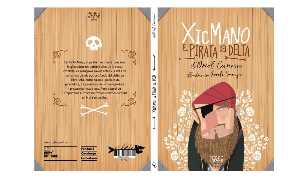 Voleu conèixer el pirata XicMano?