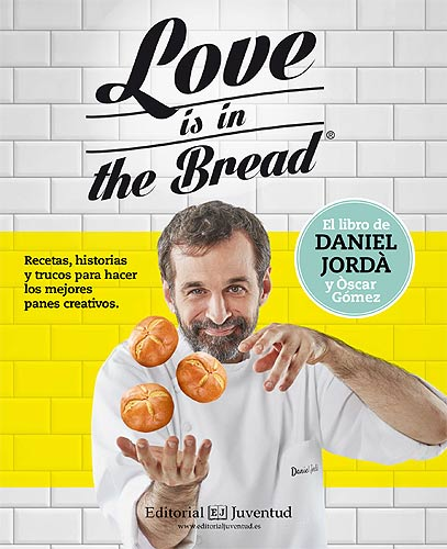 [DS 6/5, 12h] Presentació de Love is in the Bread amb Daniel Jordà