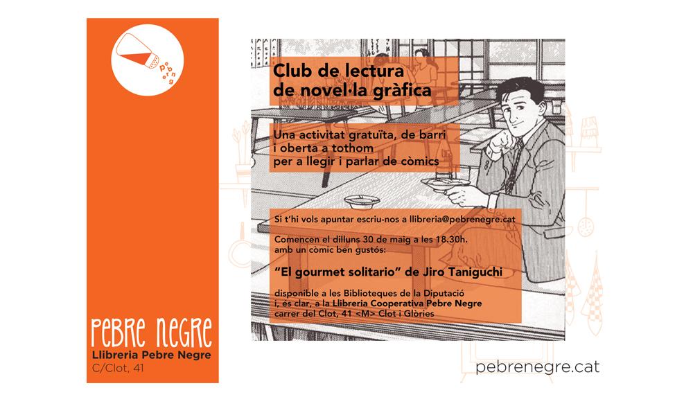 Resum de la primera sessió del Club de lectura de còmic [maig 2016]