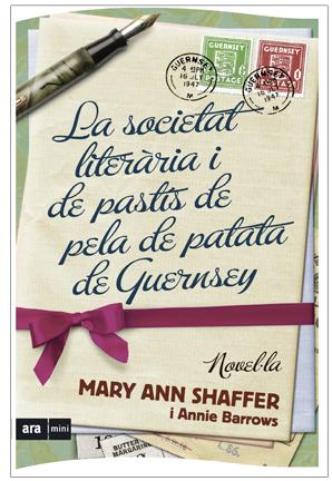 La societat literària i de pastís de pela de patata de Guernsey.