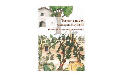 [Ds 14/03/20, 12h] Presentació del llibre Tornar a pagès