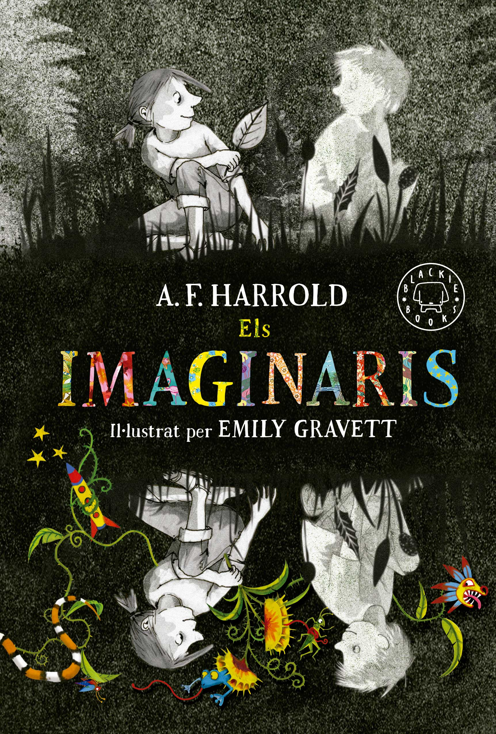Els imaginaris (A. F. Harrold)