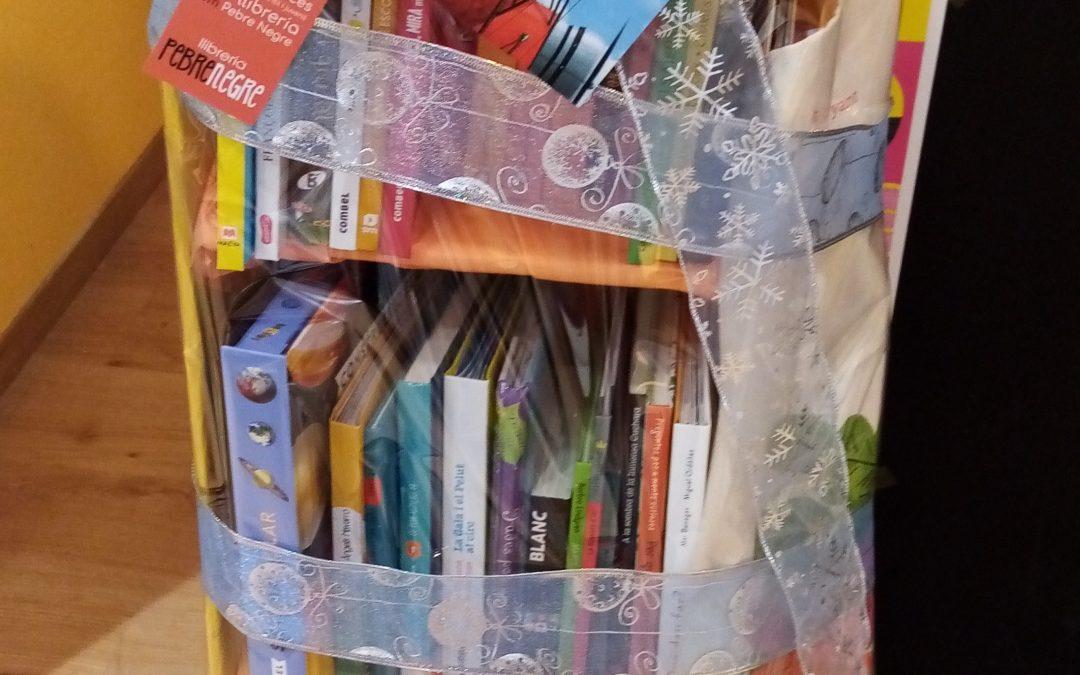 Sorteig: Tenim una cistella de llibres espectacular per acabar l'any!